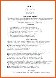 Rad Tech Resume Samples Mri Radiographer Resume Technologist Resume ...