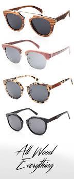trendy summer accessories 2017 2018 women s wooden sunglasses