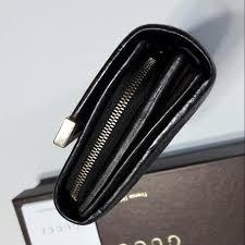 gucci zipper wallet. authentic gucci wallet zipper