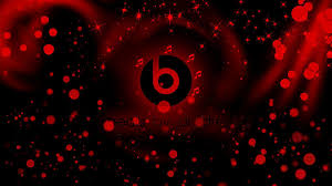 wallpapers for beats wallpaper red