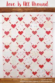 The love week starts with the rose day followed by propose day, chocolate day, teddy. Free Valentine S Day Quilt Patterns Bomquilts Com