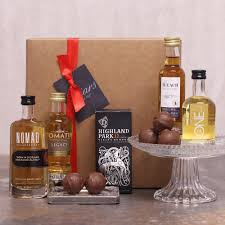friars whisky tasting gift box