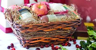 hickory farms gift baskets luci s morsels
