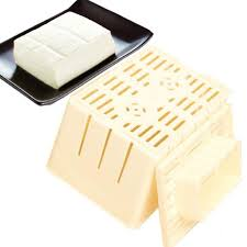 2018 diy plastic mould toufu shape homemade making mold soybean curd tofu making mold with cheese cloth kitchen cooking tool set from szhiliangibi