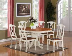 dining room tables oval. Stunning Images Of Dining Room Design With Oval Table Sets : Breathtaking Picture Tables