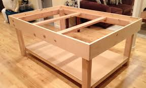 Wooden Game Table Plans My 100K Table If You Build It They Will Come 17