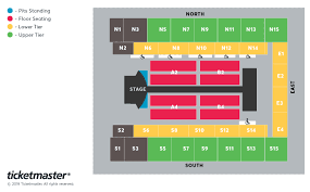 Venue 510 Seating Chart Sse Arena Wembley London Tickets Schedule Seating