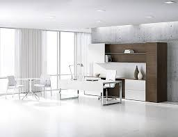 White modern office furniture Jampm Furniture White Modern Office Furniture Modern Office White Modern Office Furniture 5518