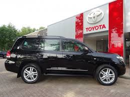 Used Toyota Land Cruiser V8 4.5 D-4D EXECUTIVE 7-PERSOONS !!! Full ...