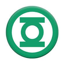 Green Lantern Icon PopSockets Grips