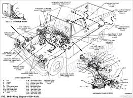 1963 ford f100 wiring diagram 1963 image wiring 1963 ford truck wiring diagrams fordification info the 61 66 on 1963 ford f100 wiring diagram