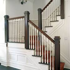 replace stair railing. Tighten The Stair Handrails How To A Banisters Handrail And Posts Home Owner Replace Railing S