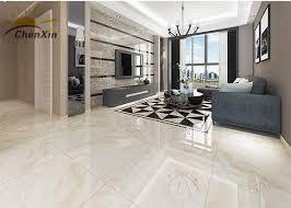 High Gloss Porcelain Tiles Polished Indoor Ceramic Tile Flooring For Hotel