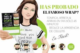 it works espanol body wraps en espanol cristina duran lets wrap you