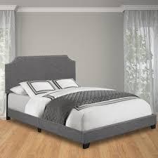 Pulaski Furniture Bedroom Pulaski Furniture Stone Queen Upholstered Bed Ds A124 290 109