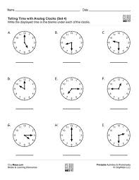 Date Time Childrens Educational Workbooks Books And
