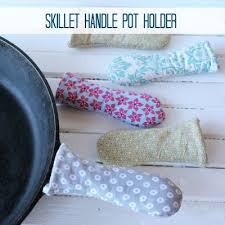 <b>Pot</b> Holder for a Skillet <b>Handle</b> | Need to do | Sewing projects ...