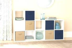 cube storage stunning 6 unit with organizer and white closetmaid cubes
