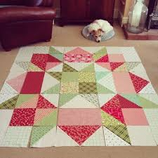 773 best Quilts...Swoon Block Ideas images on Pinterest   Fabric ... & Gigantic Scrappy Christmas Swoon Adamdwight.com