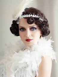 hairstyles of the roaring 20 s 1920 s vine hair retro hair flapper costume vine costume