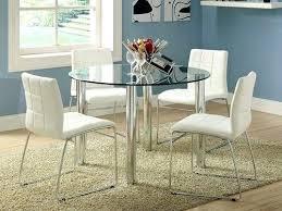 round glass table modern ikea coffee on wheels