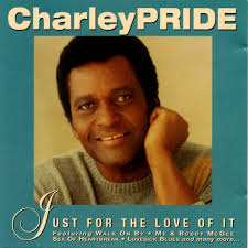 charley pride just for the love of it country vinyl records and cds