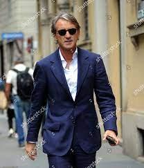 Roberto Mancini Editorial Stock Photo - Stock Image