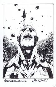 Wes Craig Original Art For Sale   ComicArtTracker