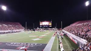 Unlv Football Picture Of Sam Boyd Stadium Las Vegas