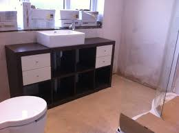 Used Bathroom Sinks Expedit Bathroom Vanity Ikea Hackers Sue Used The Expedit 8