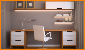 desk units for home office. home office unit made from oak and painted furniture grade board knee hole desk with drawer units either side adjustable shelving above for s