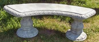 casa padrino art nouveau garden bench