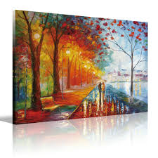 large size modern wall art oil painting on canvas artwork for house huge