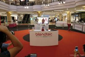 blendtec msia launch 11