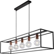 Lucide Arthur Hanglamp E27 Zwart