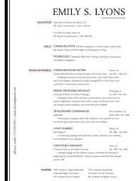 Waitress Resume Examples No Experience Your Prospex