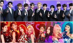 How To Vote On Gaon Chart 2018 Gaon Popularity Awards Final Vote Ranking Kpopmap