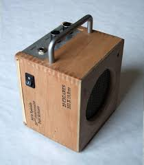 mini amp made from a cigar box cigar box guitars cigar box amp using a ruby amp wiring diagram a power source 4 ohm speaker nice little sounding but a bit too crunchy at all settings