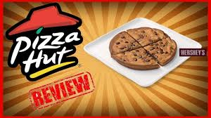 pizza hut chocolate chip cookie. Interesting Chip Pizza Hut Ultimate Dessert Chocolate Chip Cookie ReviewJanuary 6th 2017 Inside Pizza A