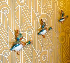 bradbury and bradbury have amazing wallpaper this gold art deco print is wonderful and whimsical on art deco wallpaper ideas with bradbury and bradbury have amazing wallpaper this gold art deco