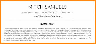 Resume About Me Examples Gorgeous About Me Examples For Resume Funfpandroidco