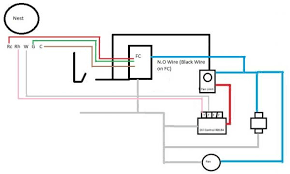 honeywell fan center wiring diagram White Rodgers Relay Wiring Diagram White Rodgers 90 113 Diagram