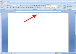 Ms Word Header Word 2007 New Document Opens In Header Editor Error