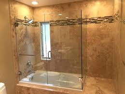 double sliding door shower enclosure sliding glass shower doors type large image for double sliding door