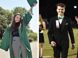 After the Final Bell — Celebrating two West Forsyth graduates -  clemmonscourier | clemmonscourier