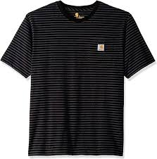 Carhartt Mens K87 Workwear Pocket Short Sleeve T Shirt Regular And Big Tall Sizes