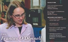 53 Game-changers: Frances O'Donnell - The Auburn Engineer