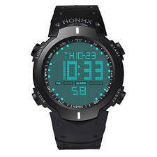 men sport watches fashion lcd wrist binzi waterproof digital watch fashion waterproof men boy lcd digital stopwatch date rubber sport wrist watch
