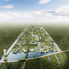 Smart City Design Competition Stefano Boeri Unveils Smart Forest City Covered In 7 5