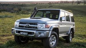 2017 - REVIEW - Toyota LandCruiser 70 Series - YouTube